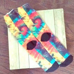 Vans Tie-Dye Pair of socks